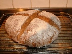 Buttermilk Soda Bread