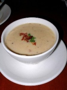 Canadian Cheddar Soup