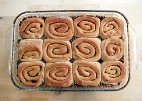 Caramel Breakfast Rolls
