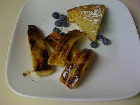 Caramelized Banana