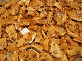 Cashew-Nut Brittle