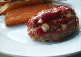 Cheddar Meat Loaf