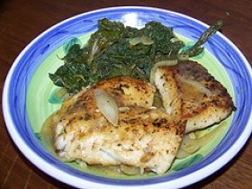 Chicken Breasts With Lime Butter