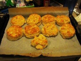 Cowboy Biscuits