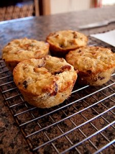 Cranberry Or Blueberry Muffins