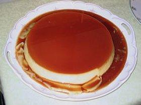 Creme Renversee Au Caramel (Caramel Custard)