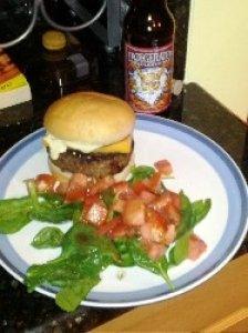 Dijon Burger Topping