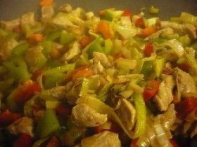 Easy Summer Pork Stir-Fry