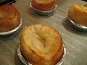 Easy Yorkshire Pudding