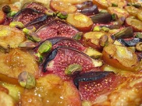 Fig Fruit Cake