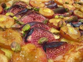 Fig Fruit Cake