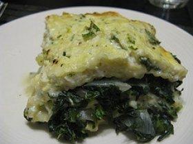 Florentine Lasagna