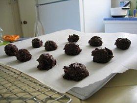 Fudge Drop Cookies