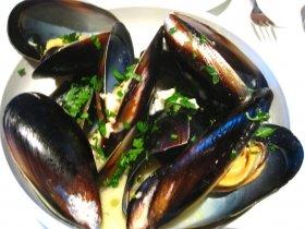 Italian Mussels In White Wine