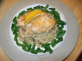Lemon Chicken Ala Betty