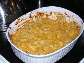 Macaroni and Cheese Dinner