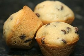 Mini Chocolate Chip Muffins