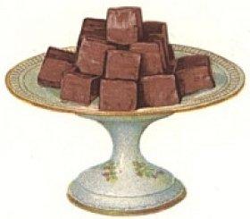 Old-Fashioned Chocolate Fudge