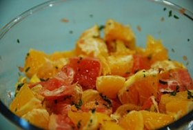Orange Grapefruit Salad