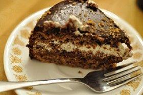 Passover Chocolate Torte