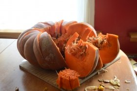 Pumpkin Roast