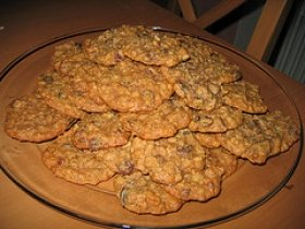 Raisin-Oatmeal Cookies