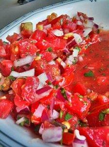 Red Chili Salsa
