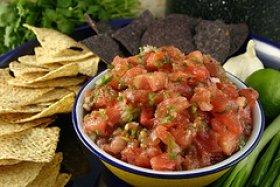 Roasted Tomato Salsa