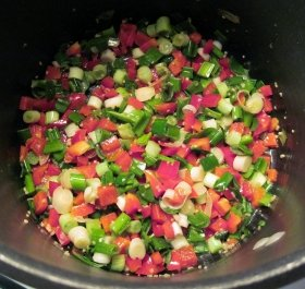 Sauteed Bell Peppers