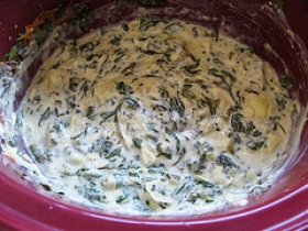 Spinach and Artichoke