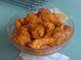 Tandoori Spice Rub