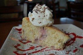 Torta Di Ricotta (Ricotta Cheesecake)