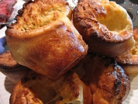 Yorkshire Pudding - English