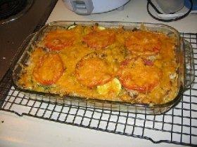 Yummy Zucchini Bake