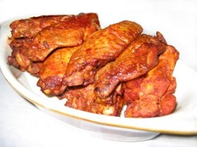 Cajun Chicken Wings