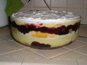 Irish Sherry Trifle
