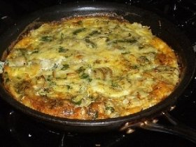 Denver Eggs Frittata