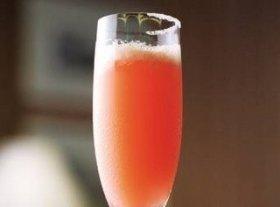 Orange Champagne Cocktail