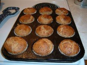 Breakfast Bran Muffins