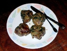 30-Min: Lamb Grill For Two
